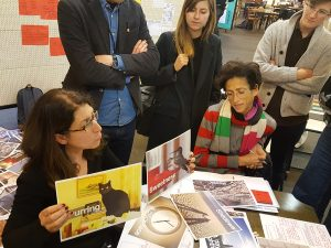 New Metaphors workshop at Plurality University, Paris